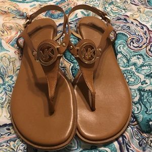 Michael Kors size 7 sandals
